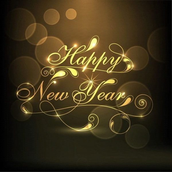 Happy new year greetings photo - Happy new year greetings photo