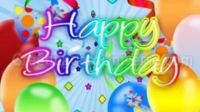 Beautiful birthday wishes Image 390x220 - Beautiful birthday wishes Image