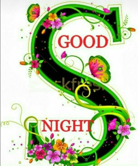 Beautiful good night messages image - Beautiful good night messages image