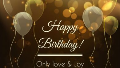 Best birthday wishes quotes Image 390x220 - Best birthday wishes quotes Image