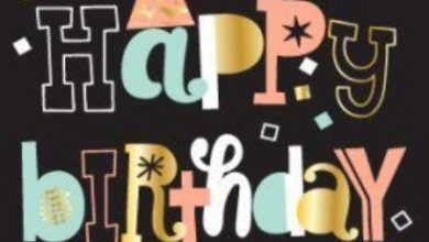 Best words for birthday Image 390x220 - Best words for birthday Image