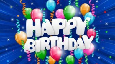 Birthday blessings Image 390x220 - Birthday blessings Image
