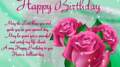 Birthday wishes messages Image 390x220 - Birthday wishes messages Image