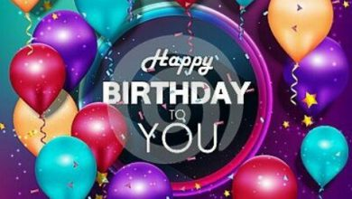 Birthday wishes or messages Image 390x220 - Birthday wishes or messages Image