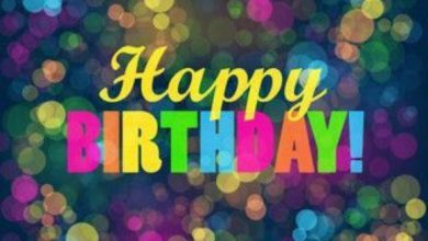 Birthday wishes words Image 390x220 - Birthday wishes words Image