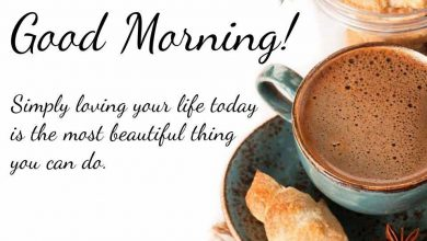 Coffee and Breakfast Greeting Good morning good morning good morning Images 390x220 - Coffee and Breakfast Greeting Good morning good morning good morning Images
