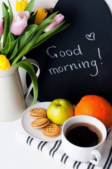 Coffee and Breakfast Greeting Special good morning Images - Coffee and Breakfast Greeting Special good morning Images