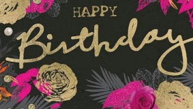 Congratulations happy birthday wishes Image 390x220 - Congratulations happy birthday wishes Image
