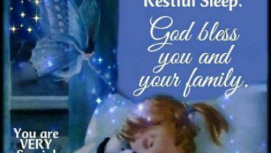 Cute good night messages image 390x220 - Cute good night messages image