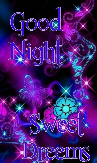 Cute good night sms image - Cute good night sms image