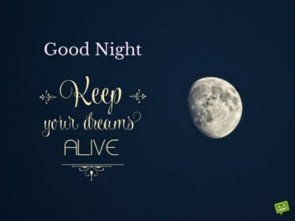 Good night image - Good night image