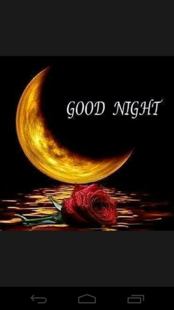 Good night sms image - Good night sms image