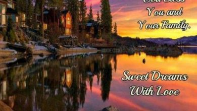 Good night sms in english image 390x220 - Good night sms in english image