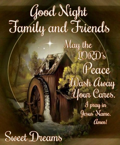 Good night wishes for friends image - Good night wishes for friends image