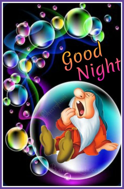 Good night words image - Good night words image