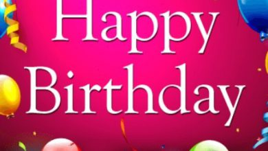 Happy bdy wishes Image 390x220 - Happy bdy wishes Image