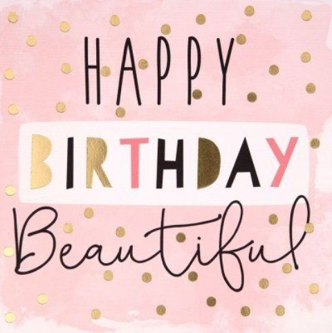 Happy birthday beautiful quotes Image - Happy birthday beautiful quotes Image