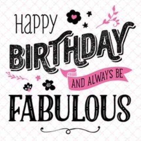 Happy birthday sayings Image - Happy birthday sayings Image