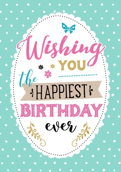 Happy birthday thoughts Image - Happy birthday thoughts Image