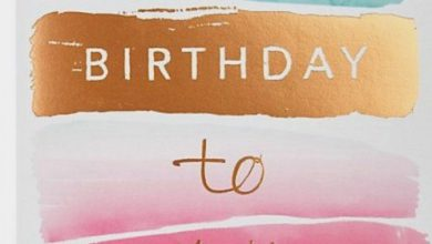 Happy birthday wishes greetings Image 390x220 - Happy birthday wishes greetings Image