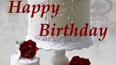 Happy birthday wishes lines Image 390x220 - Happy birthday wishes lines Image
