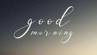Happy morning waterfall photo Greetings Images 390x220 - Happy morning waterfall photo Greetings Images