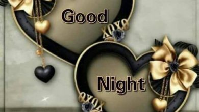 Happy night wishes image 390x220 - Happy night wishes image