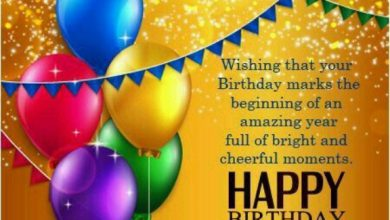 Have a wonderful birthday quotes Image 390x220 - Have a wonderful birthday quotes Image