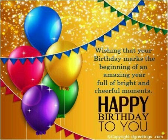 Have a wonderful birthday quotes Image - Have a wonderful birthday quotes Image