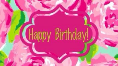 Nice bday wishes Image 390x220 - Nice bday wishes Image