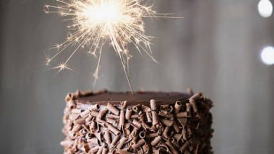 Small birthday cake Image 390x220 - Small birthday cake Image