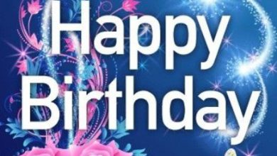 Special happy birthday messages Image 390x220 - Special happy birthday messages Image