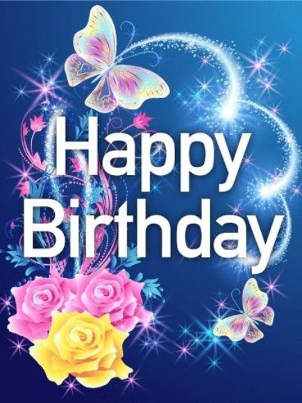 Special Happy Birthday Messages Image