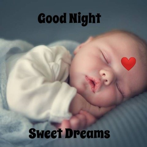 Sweet good night greetings image - Sweet good night greetings image