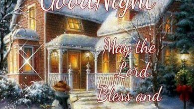 Sweet good night message image 390x220 - Sweet good night message image