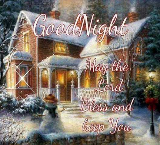 Sweet good night message image - Sweet good night message image