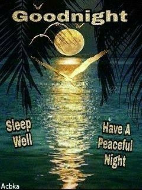 Sweet good night sms image - Sweet good night sms image