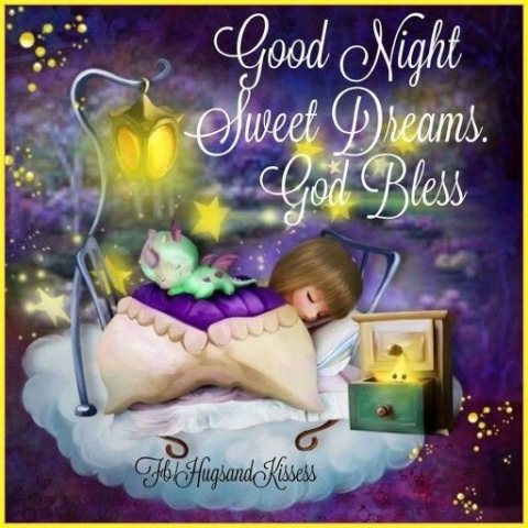 Sweet night message image - Sweet night message image