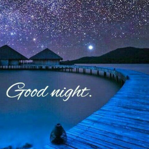Sweet night sms image - Sweet night sms image