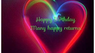 The best birthday greetings Image 390x220 - The best birthday greetings Image