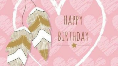 The best birthday message Image 390x220 - The best birthday message Image