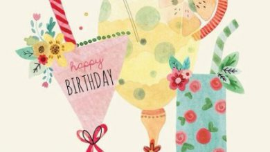 Wish you a very happy birthday message Image 390x220 - Wish you a very happy birthday message Image