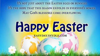 An Easter Message 390x220 - An Easter Message