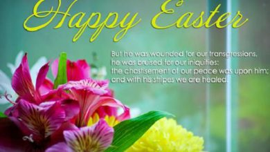 Easter Blessings Sayings 390x220 - Easter Blessings Sayings
