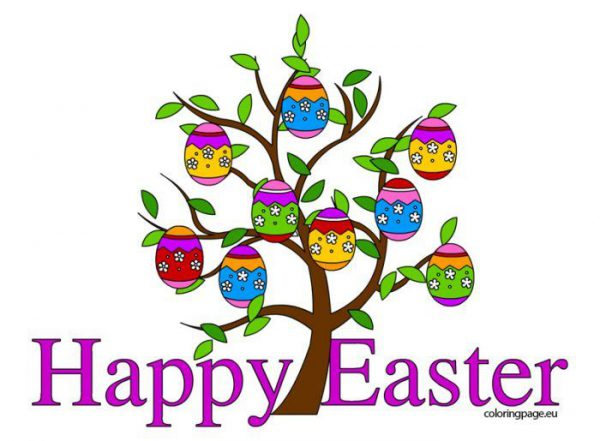 Easter Business Greetings - Easter Business Greetings