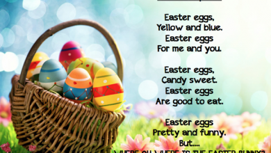 Easter Card Messages 390x220 - Easter Card Messages