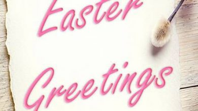 Easter Message 390x220 - Easter Message