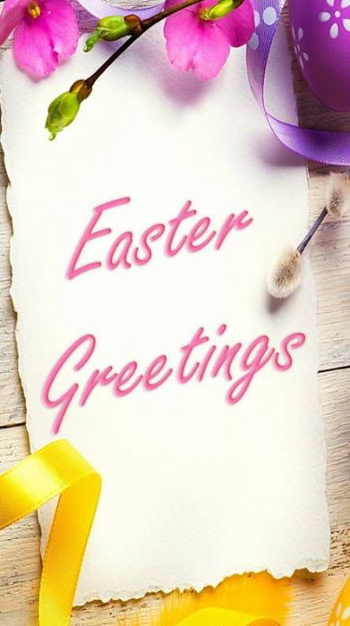 Easter Message - Easter Message