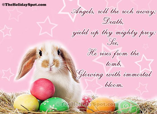 Easter Quotes And Sayings - Easter Quotes And Sayings