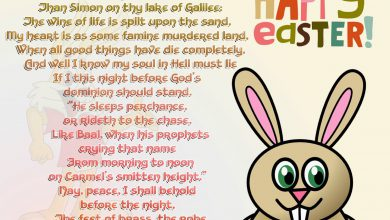 Easter Texts For Friends 390x220 - Easter Texts For Friends